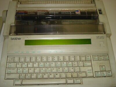 Brother WP-680 Word Processor