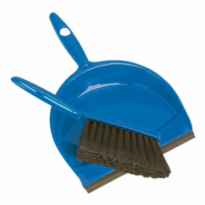 Sealey BM04 Dustpan and Brush Set