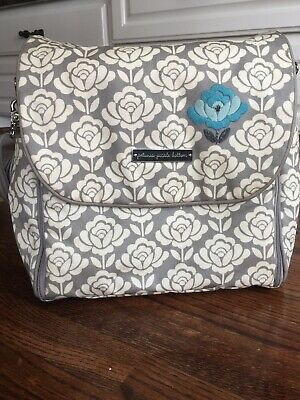 Petunia Pickle Bottom Diaper Backpack Bag With Changing Pad
