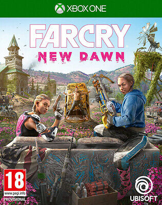 Videogioco Far Cry: New Dawn UbiSoft Italiano Nuovo Originale Microsoft Xbox One