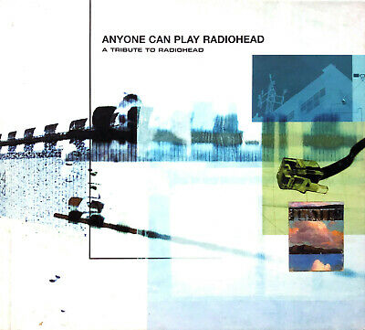 Radiohead ‎CD Anyone Can Play Radiohead: A Tribute To Radiohead - UK (EX/EX+)