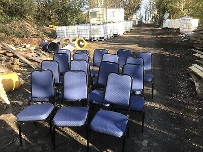 used banqueting chairs Stacking Restaurant Cafe Pub Conference Hall Metal