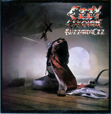 Ozzy Osbourne ‎– Blizzard Of Ozz  LP - Rare