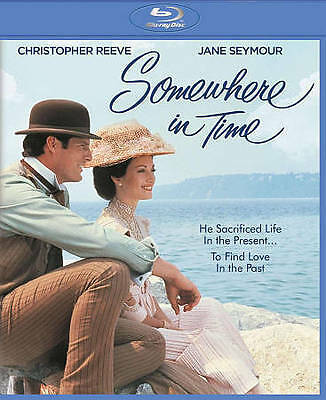 BLU-RAY Somewhere in Time (Blu-Ray) NEW Christopher Reeve, Jane Seymour