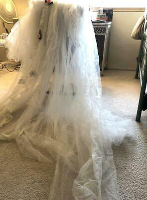 six vintage wedding veils