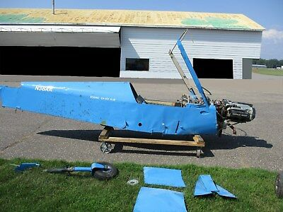 2014 Zenith 601Xl(B), 66 Snew,  Wynne Corvair 100H.p. 92 S/build, Flipped After