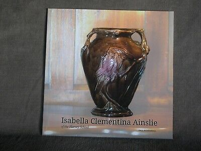 Isabella Clementina Ainslie Harvey School  Catalog signed by Paul Rosenberg