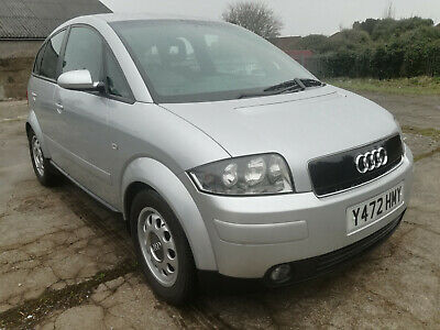 Audi A2 1.4 Tdi SE, 114k, Full Service History, excellent condition throughout