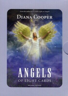 Angels of Light Cards (New Edition) (Cards), Cooper, Diana