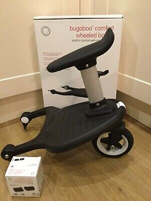 Bugaboo Comfort Wheeled Board With Seat and Cameleon adapters