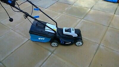 lawnmower mac Allister 33cm electric corded good condition