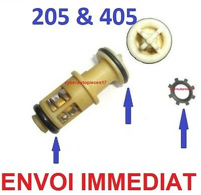 Kit Joints + Clips + Reparation De Panne Support Filtre A Go Peugeot 205 309 405