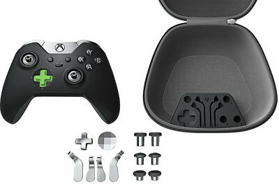 OEM Microsoft Xbox One Elite Wireless Controller - Black (HM3-00001) Used  GST12