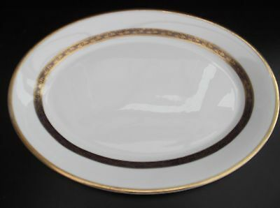 """Royal Doulton Harlow H5034  Platter / Meat Plate  13 1/2"""" X 10 1/4"""""""