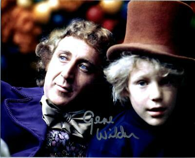 Gene Wilder autographed 8x10 Photo signed Picture pic and COA