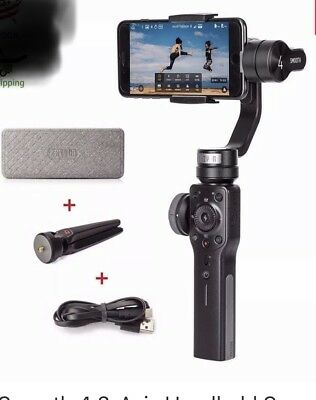 Zhiyun Smooth-Q 3-Axis Handheld Gimbal Stabilizer for Smartphone