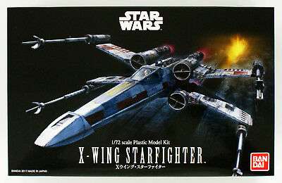 Bandai Star Wars X-Wing Star de Combat (Starfighter) 1/72 Kit Echelle 914064
