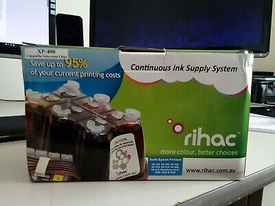 RIHAC CISS Ink System compatible Epson Expression Series Workforce