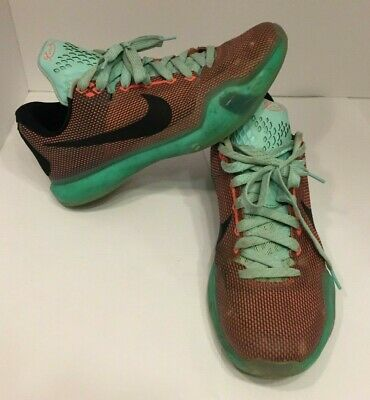 low priced bfb2c 86d98 Nike Kobe X 10 Easter Pack Hot Lava Sunset Glow Men SZ 8.5 Basketball A0