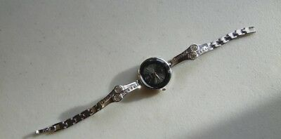 Ladies Jeweled Splendor Bracelet Quartz Wrist Watch