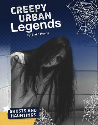 Creepy Urban Legends by Blake Hoena Hardcover Book Free Shipping!