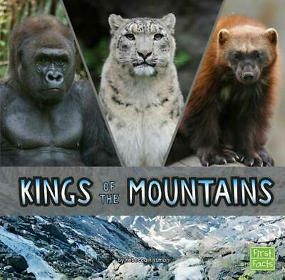 Kings of the Mountains by Rebecca Rissman Hardcover Book Free Shipping!