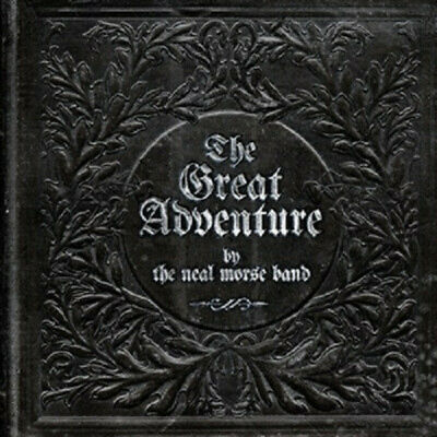 "The Neal Morse Band "" The Great Adventure "" 2019  2Cd !"