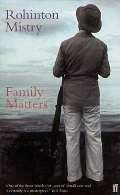 Family Matters,Rohinton Mistry- 9780571207633