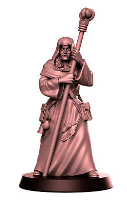 Raistlin Majere miniature Dragonlance 32mm Warhammer D&D Dungeon Pathfinder