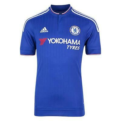 adidas Chelsea FC 2015 Home Shirt - Small