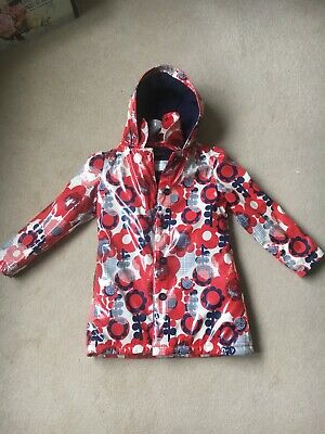 girls coat age 6-7 years