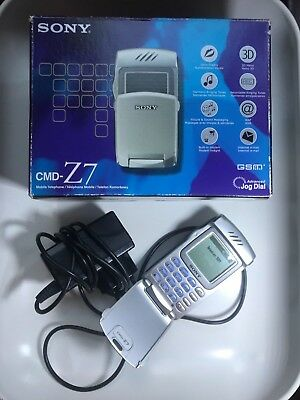 Sony Z7  RETRO fully working BOXED