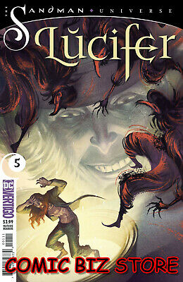 Lucifer #5 (2019) 1St Printing Bagged & Boarded Dc Comics