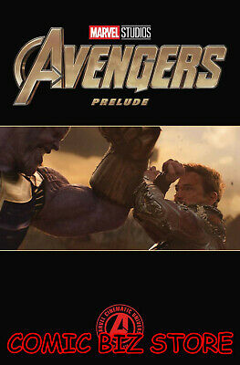 Marvels Avengers Endgame Prelude #3 (Of 3) (2019) 1St Printing Marvel Comics