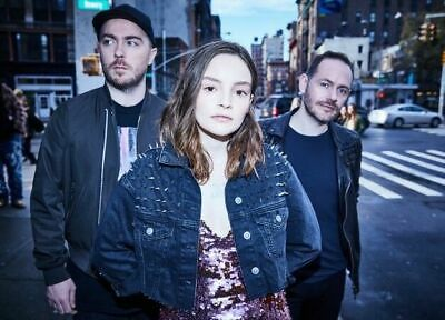 Chvrches Dublin Olympia Theatre 2 Tickets X2 Feb 22 Reserved Circle