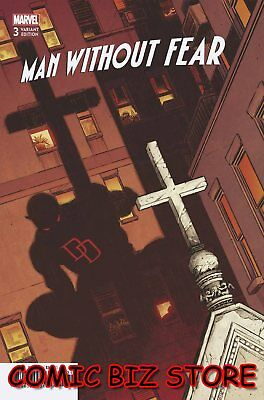 Man Without Fear #3 (Of 5) (2019) 1St Printing Luke Ross 1:25 Variant Cover