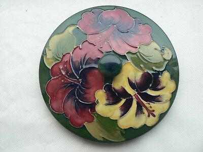 Moorcroft Decorative Lid/Cover