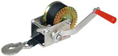 Buyers HW800S Hand Winch with Strap 800#