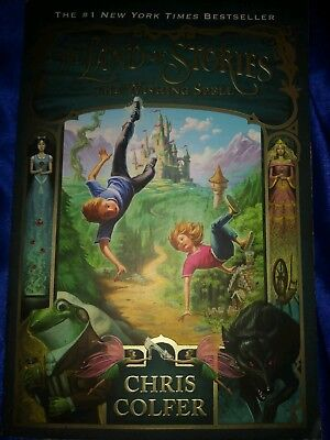 The Wishing Spell (The Land of Stories) by Chris Colfer PB 2013