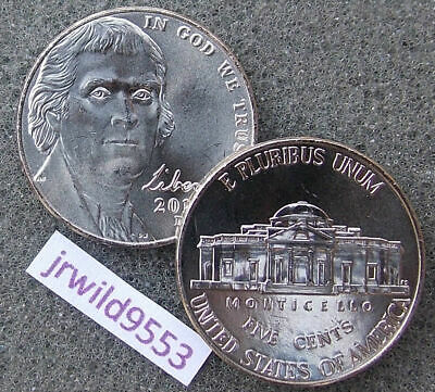 2019 P&D Jefferson nickels ~ PRESALE