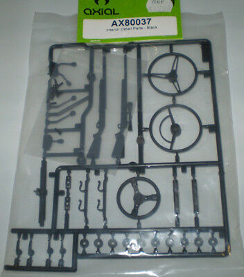 Axial Interior Details Part Tree Black Z-AX80037