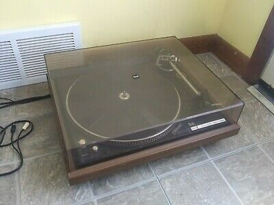 VINTAGE DUAL CS 604 Electronic Direct-Drive Turntable (Made in Germany)