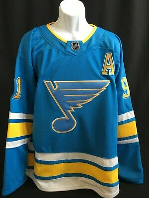 Vladimir Tarasenko  91 St. Louis Blues NHL Third Alternate Hockey Jersey  Size L 2295782a9