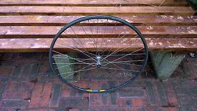 MAVIC OPEN 4 CD FRONT WHEEL  700c Tri-Colour 600 Hub