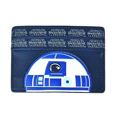 Genuine Lucasfilm Star Wars R2-D2 Droid ID Card Holder Boxed Travel Oyster Bus
