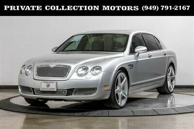 2006 Bentley Continental Flying Spur  2006 Bentley Flying Spur Clean Carfax Strut 22 Wheels