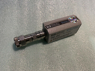 AGILENT HP KEYSIGHT ECP-E18A (E4412A) CW POWER SENSOR 10MHZ - 18GHz