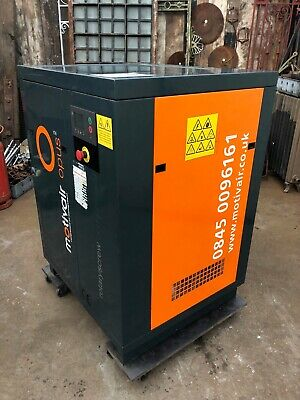Variable speed Motivair Opus 11kw 3ph 415v Air compressor error code non runner