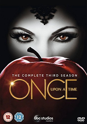 Once Upon A Time The Complete Third Seas (UK IMPORT) DVD [REGION 2] NEW