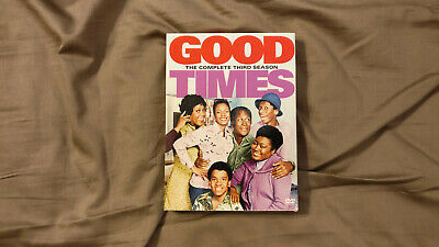 Good Times - The Complete Third Season (DVD, 2004, 3-Disc Set)